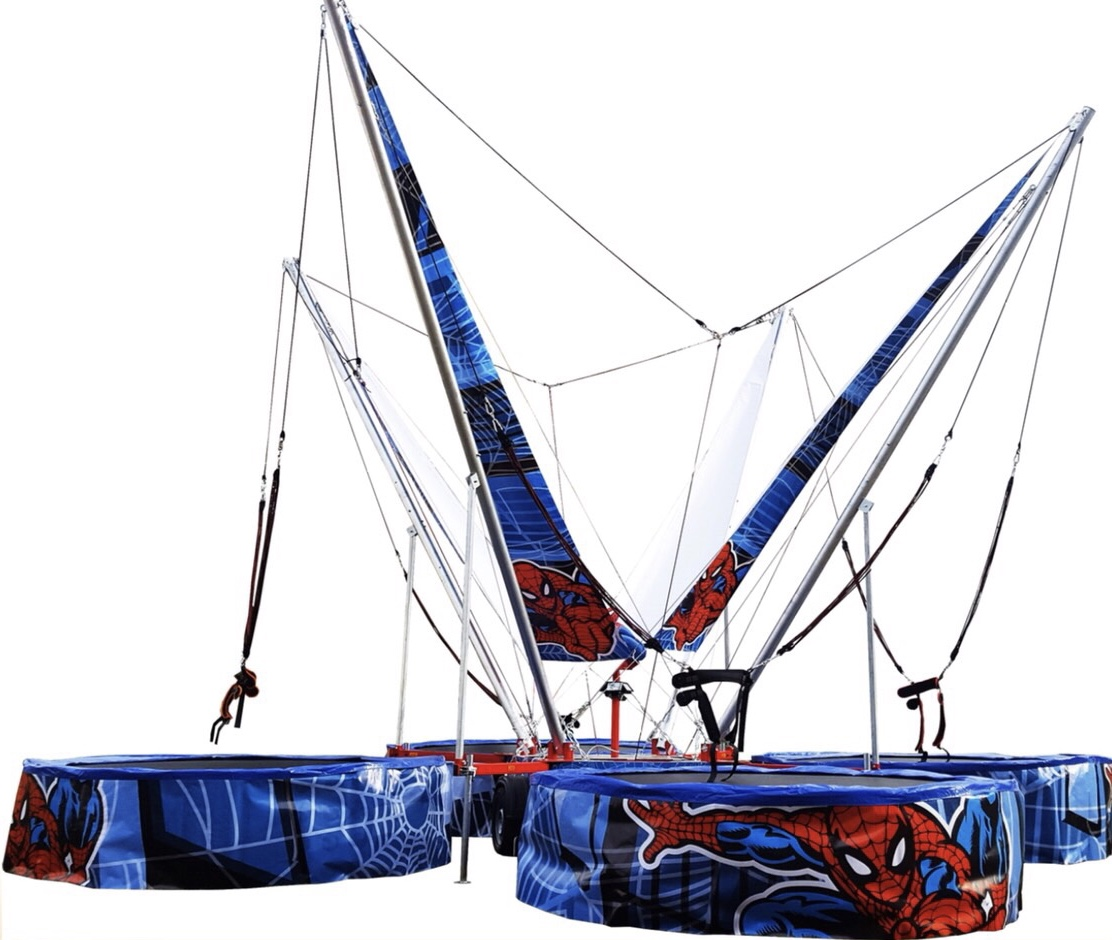 Bungee Trampoline A102
